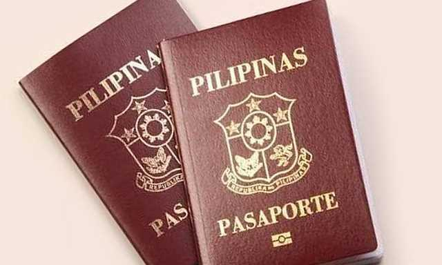 DFA passport