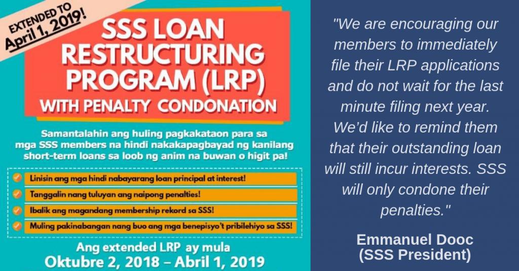 SSS-Loan-Restructuring-Program-2019-filipino-guide