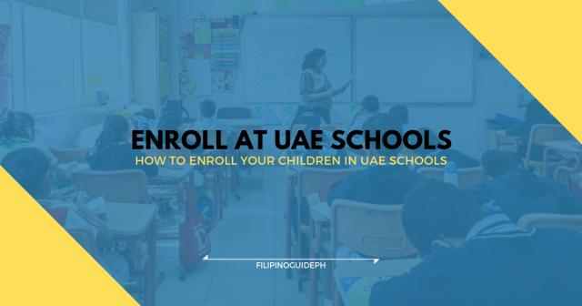 UAE SCHOOLS