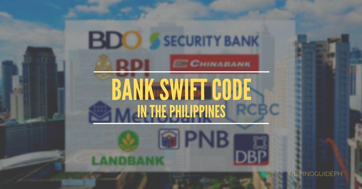Swift code all bank