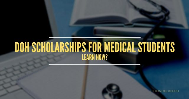 DOH Scholarships for Medical Students